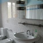 Blue Apartment: Bathroom 1