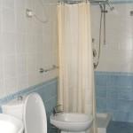Blue Apartment: Bathroom 2