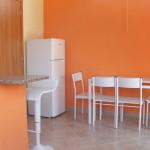 Appartamento Giallo: Cucina