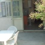 Appartamento Giallo: Veranda esterna