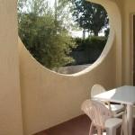 Appartamento Rosa: Veranda