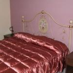 Appartamento Rosa: seconda camera da letto